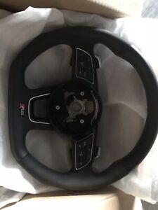 Audi RS3 Steering Wheel 8v0419091cdmcy