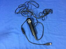 Guitar Hero WIRED Red Octane Microphone Mic GUITAR HERO PS2 PS3 Xbox 360 One