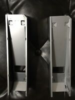 Nintendo Wii Console Stands (Black & Grey)RVL-017 Good Condition + Free Shipping