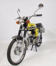 Kick start Less than 75 cc Mopeds