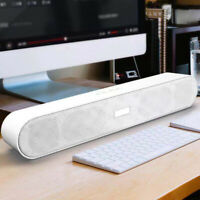 FM Portable Bluetooth Speaker Wireless 3D Stereo Super Bass MP3 Sound Aux/USB/TF