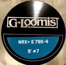 G. Loomis NRX+ 790-4 9' 7WT