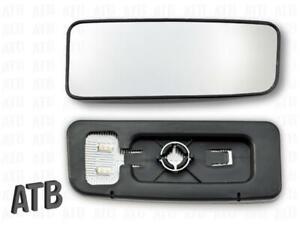 Spiegelglas rechts beheizbar weitwinkel für Mercedes Sprinter 906 VW Crafter 2E