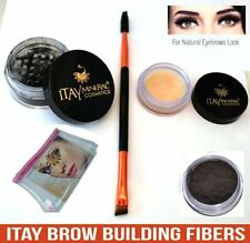 Itay Beauty Brow Building Fibers 4 Pc Set