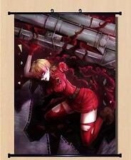 Home Decor Japanese Anime Wall poster Scroll Hellsing - Seras Victoria 02