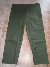 Pantalon de pluie ciré pour homme en taille XL  NEUF