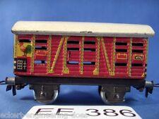 EE 386 Maerklin Märklin Marklin HO Red Poultry Stock Car