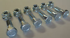 6PC ROTOR BOLT KIT CRF250R CRF450R CRF250X CRF450X HONDA FRONT OR REAR BRAKE