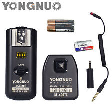 Yongnuo RF-602 Flash Trigger for Nikon D90 D5100 D5000 D7000 D3100 D80 D70s