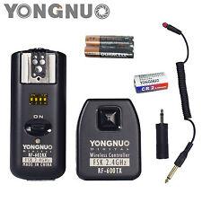 Yongnuo RF-602 Flash Trigger for Nikon D90 D5100 D5000 D7000 D3100 D80 D70s