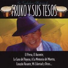 La Verdadera Historia de Fruko y Sus Tesos by Fruko (CD, Jun-2005, Lideres)