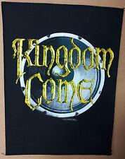 Kingdom Come Large Sew On Backpatch Back patch Vintage?