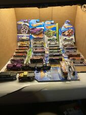 Hot Wheels Chevy Truck And El Camino Lot 30 Carded 5 Loose 55 Chevy Panel
