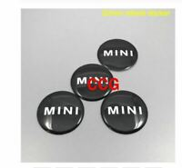 4pcs 52mm  colorful England Flag MINI WORKS 52mm wheel sticker 9