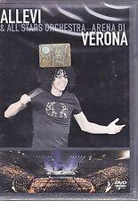 Dvd **GIOVANNI ALLEVI & E ALL STARS ORCHESTRA • ARENA DI VERONA** nuovo 2009