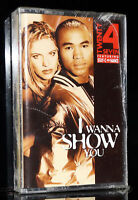 TWENTY 4 SEVEN I wanna show you Stay C Nance 1994 ZYX MC tape Kassette OVP