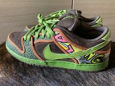 Nike Dunk SB Low 'De La Soul'  Size UK7,5,EU42. 2015.