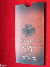 New listing Australia 2000 $1 Victoria Cross. pack Unc/Bu.Low Mintage