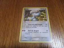 Carte Pokémon NEUVE Commune Draby 50 PV 50/97 (EX Dragon)