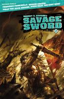 Robert E. Howard's Savage Sword Volume 2 (Paperback) Dark Horse Trade