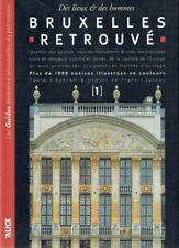 Bruxelles retrouvé, Tome 1 : Bruxelles-Ville | Ephrem & Francis Jacoby | 2004