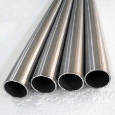2pcs Titanium Alloy Tube 25mm Od X 15mm Thickness Ti Round Tubing 50cm L