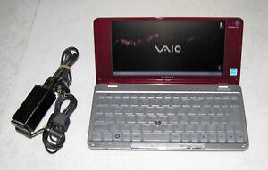 Sony Vaio VGN P70H P Series Lifestyle UMPC Intel Z520 1.33GHz 60GB 2GB WIN 7