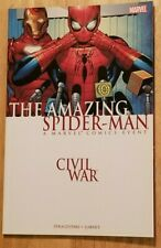 CIVIL WAR: AMAZING SPIDER-MAN~ TPB MARVEL