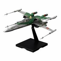BANDAI Star Wars X-Wing Fighter The Rise of Skywalker 1/72 Scale Figure JAPAN