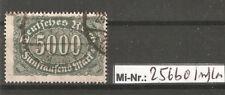 Deutsches Reich Mi-Nr.: 256 b sauber gestempelt Infla geprüft