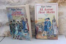 Bicyclette bleue Tome 2 + 3 101 avenue Henri Martin Le diable en rit encore