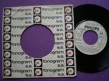 LUZZ CASAL El Ascensor SPAIN 45 1980  DEBUT LUZ CASAL