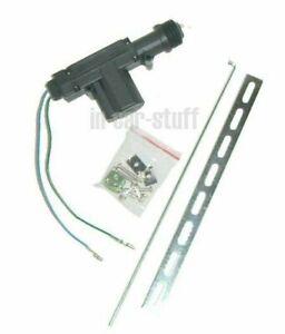 2 Wire Central Locking Slave Door Motor / Solenoid / Actuator
