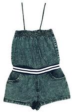 Shorts bleu pour fille de 4 à 5 ans