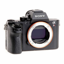 Sony A7R Mark II 42.1MP Alpha Mirrorless Digital Camera Body ILCE7RM2B