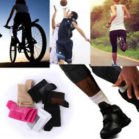 1 Pair Foot Anti Fatigue Compression Sleeve Relieve Pain Swelling  Heel Sock