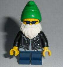 MYTHICAL CREATURE Lego Biker GNOME Terminator Custom NEW  Genuine Lego Parts
