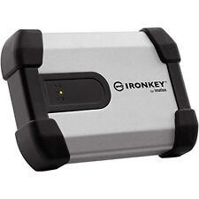 Data Locker MXKB1B500G5001FIPS-B 500gb Ironkey Basic H350 2.5 Usb 3.0 2.5in Ehdd