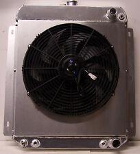 1947-1954 CHEVY TRUCK ALUMINUM RADIATOR LS motor LS1 LS2 LS3