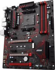 MSI Gaming AMD Ryzen X370 Gaming Plus DDR4 VR Ready HDMI SLI ATX Motherboard