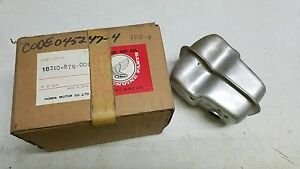 Honda muffler assembly 18310-879-000