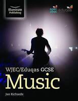 WJEC/Eduqas GCSE Music by Richards, Jan (Paperback book, 2016)