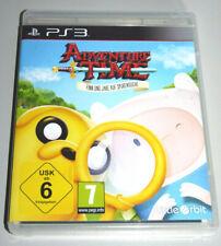 ADVENTURE TIME: FINN UND JAKE AUF SPURENSUCHE (PlayStation 3) PS3 DEUTSCH