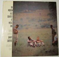 Modern Jazz Quartet - At Music Inn LP - Atlantic - 1247 Black Label Mono DG VG+