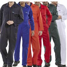 Click Overall Latzhose Herren Arbeitskleidung stud-front / Taschen Mechaniker