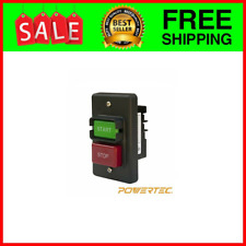 On Off Switch Start Stop Single Phase Push Button Motor Electric 20-35A 110/220V