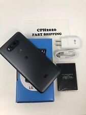 Unlocked LG V20 H910 - 64GB 4G LTE (AT&T, T-Mobile) Titan GSM World Phone
