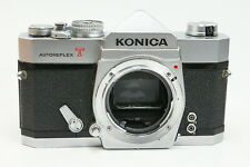 Konica Autoreflex T3 SLR / 35mm Camera Body Only for Parts or Not Working