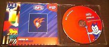AFL OFFICIAL CLUB ANTHEM - MELBOURNE   (2002) 4 TRACK CD SINGLE