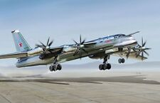 "Dragon cyber-hobby 2014 TUPOLEV TU-95MS ""BEAR-H"" plasctic Kit 1:200 scale T48"
